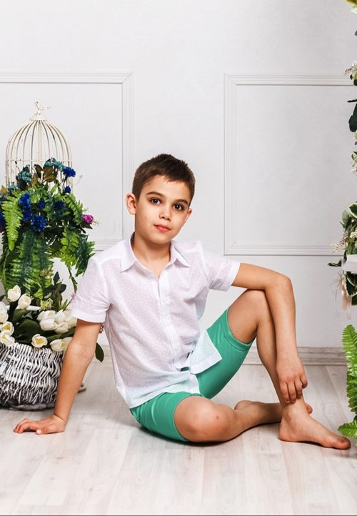"Шорты для мальчика ""Тропикана"" М-2015"