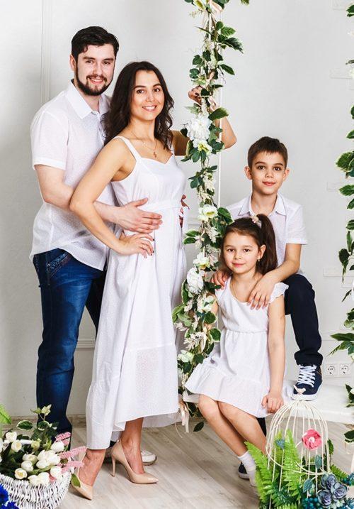 Комплект для всей семьи «Аквамарин» М-2030