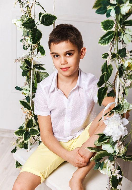 Шорты для мальчика «Тропикана» М-2015