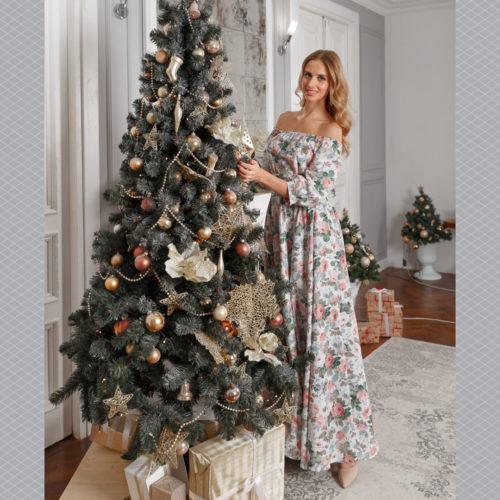 Комплект платьев «Ангелина»