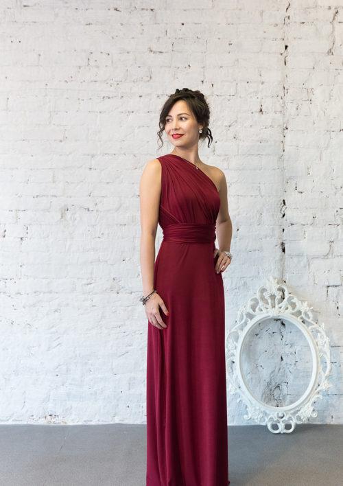 Платье-трансформер «Инфинити»  М-088