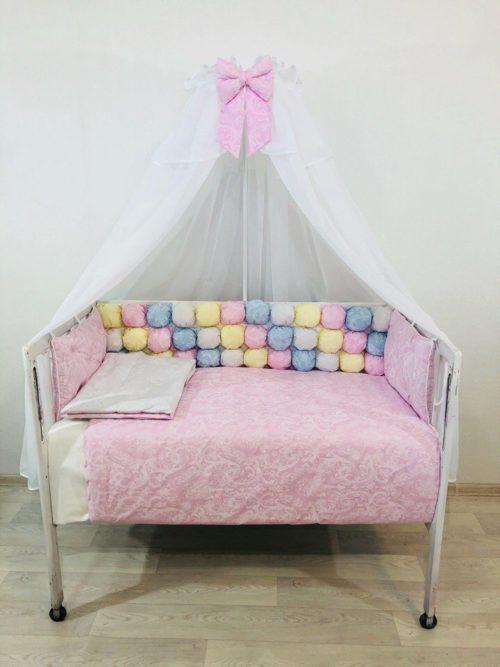 Комплект в кроватку «БомБон»