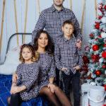 """Комплект для всей семьи в одном стиле """"Канзас"""" М-2100"""