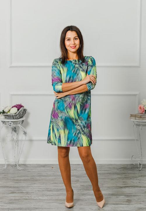 """Платье """"3D"""" М-1005"""