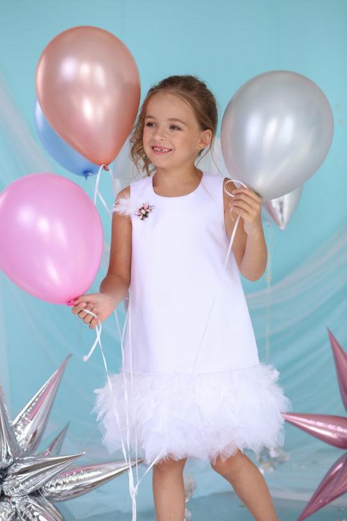 Платье для девочки на утренник – Элина