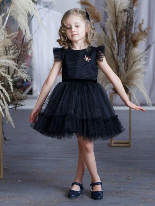 Нарядное платье для девочки – Хелен