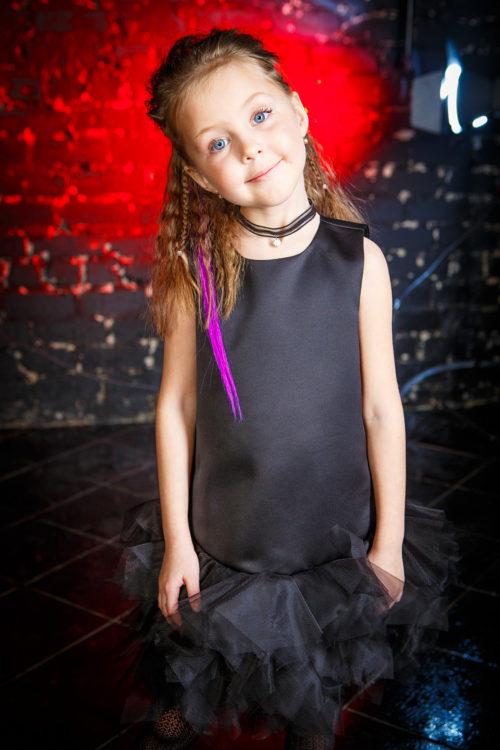 Нарядное платье для девочки – Диана