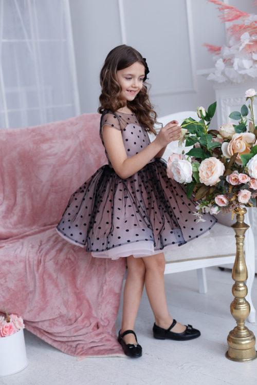 Праздничное платье для девочки – Ассоль