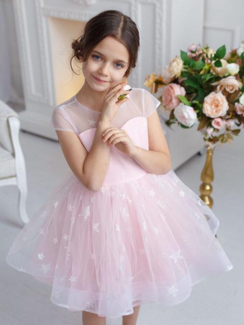 Праздничное платье для девочки – Ассоль 2