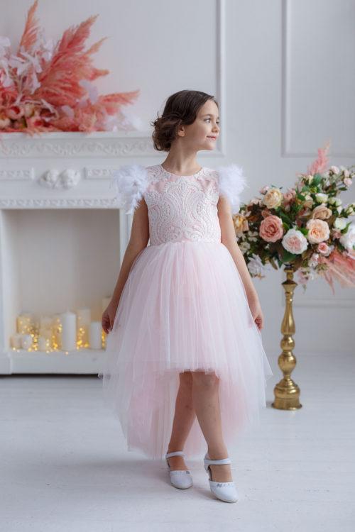 Бальное платье для девочки – Роксана