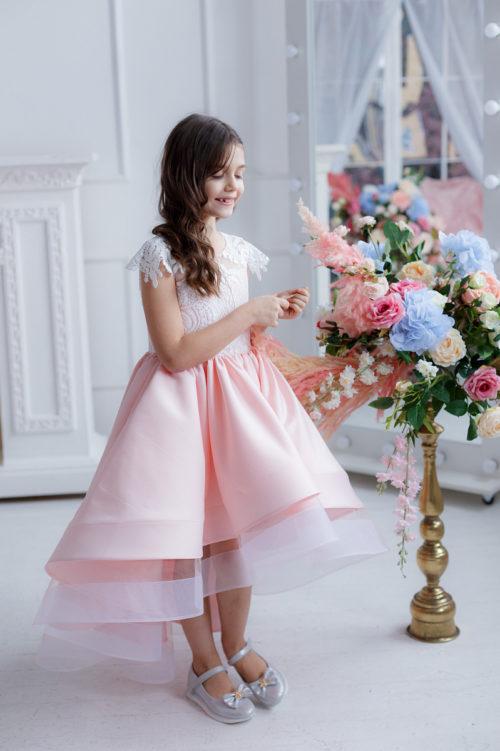 Праздничное платье для девочки – Оливия