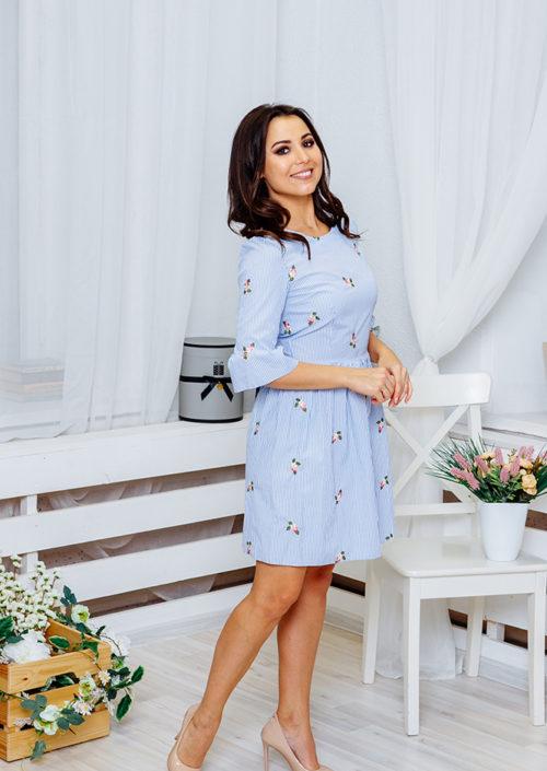 """Платье """"Лагуна"""" М-1062"""