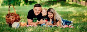 Family Look для лета, спорта и пикников может быть модным?