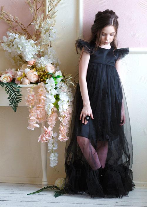 Вечернее платье для девочки – Наоми в пол