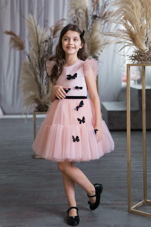 Нарядное платье для девочки – Виолетта