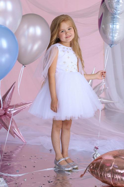 Платье для выпускного из детского сада – Фея