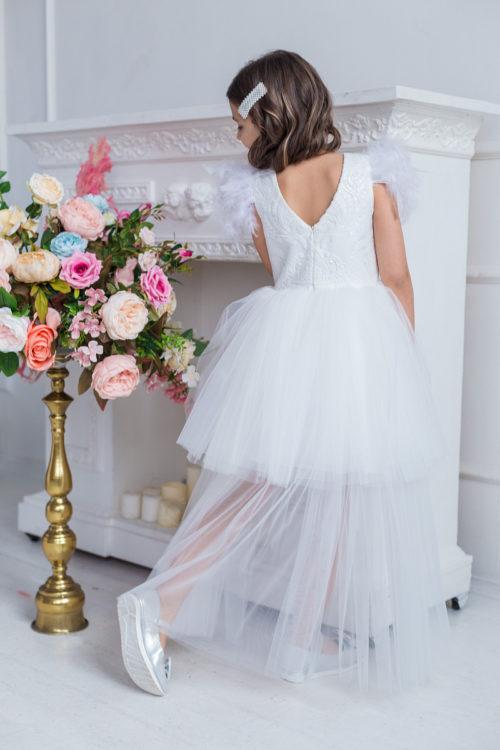 Вечернее платье для девочки – Мия