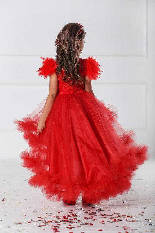 Пышное платье для девочки – София