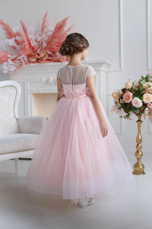 Бальное платье для девочки – Азалия