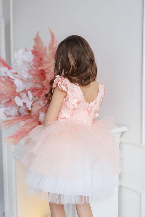 Нарядное платье для девочки – Анита