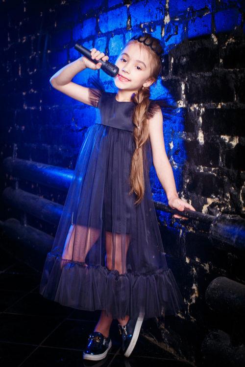 Вечернее платье для девочки – Наоми