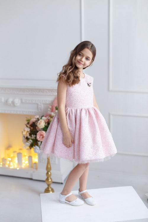 Нарядное платье для девочки – Майя