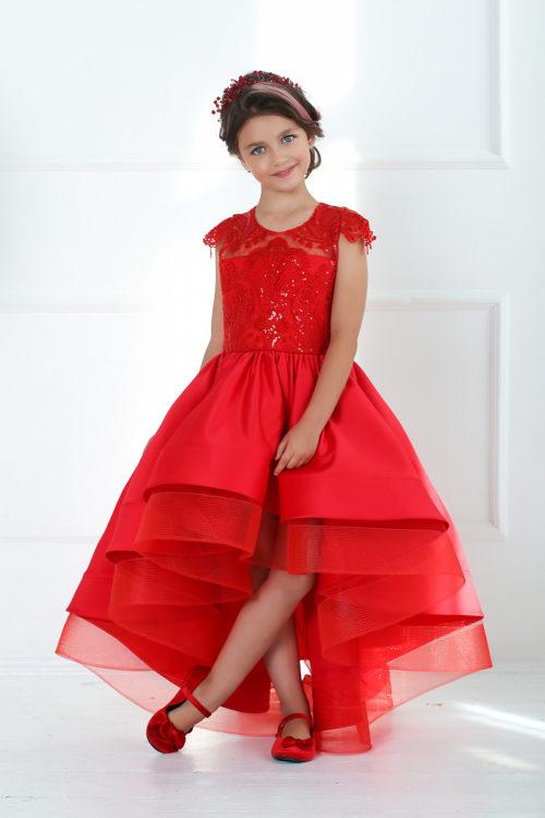 Вечернее платье для девочки – Мия 2