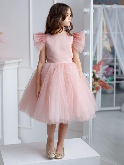 Нарядное платье для девочки – Жасмин