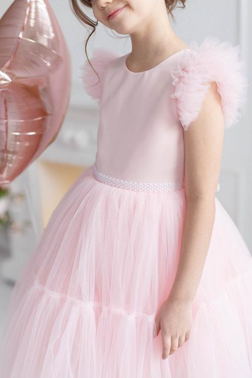 Нарядное платье для девочки на день рождение – Тиффани