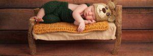 Что входит в комплект в кроватку для новорожденных?